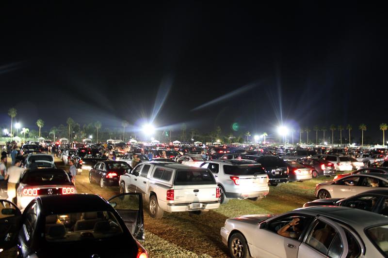 Coachella 2014 Eingang