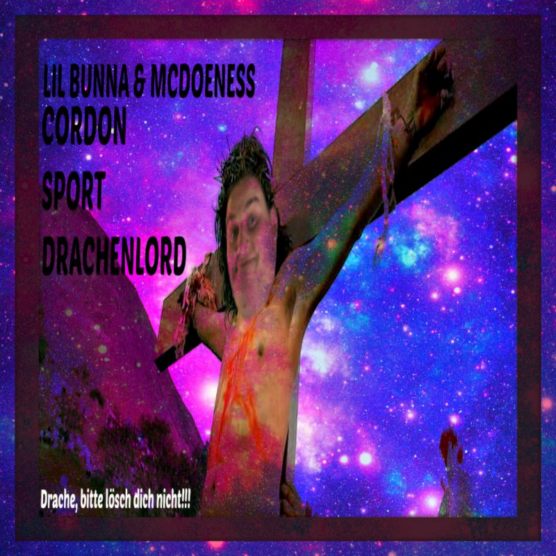 Upcoming: Lil Bunna, Mc Doeness - Cordon Sport Drachenlord