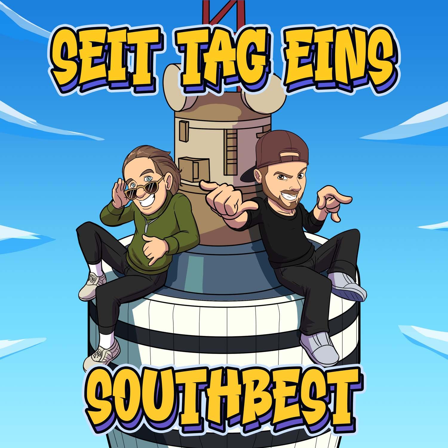 Upcoming: Southbest - Seit Tag Eins