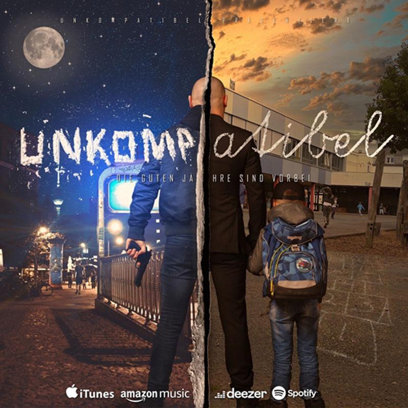 Upcoming: Unkompatibel - Unkompatibel Feat. Kerka & Psyk - Von Hood Zu Hood // Official Video (prod. By S-ClusiveBeatz)