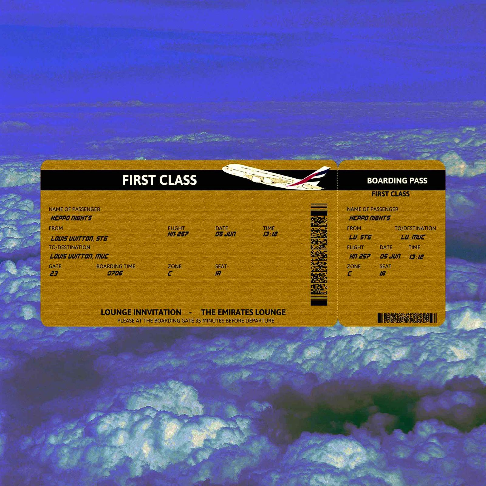 Upcoming: LNGU, HEPPO - Emirates Flight