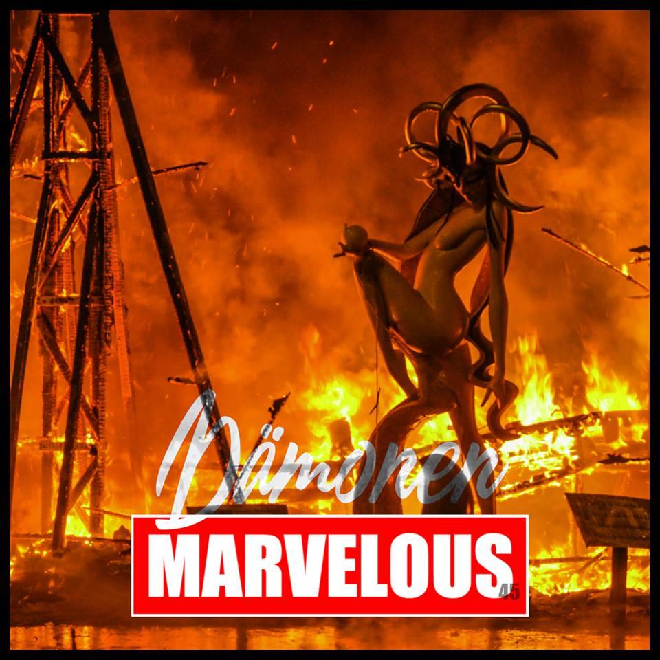 Upcoming: Marvelous - Dämonen