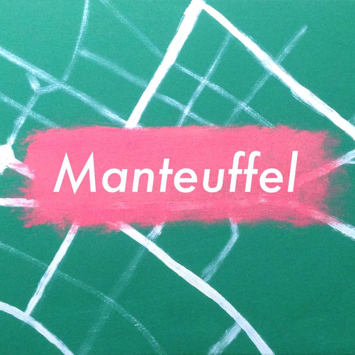 Upcoming: Senor, The Dude - Manteuffel - EP