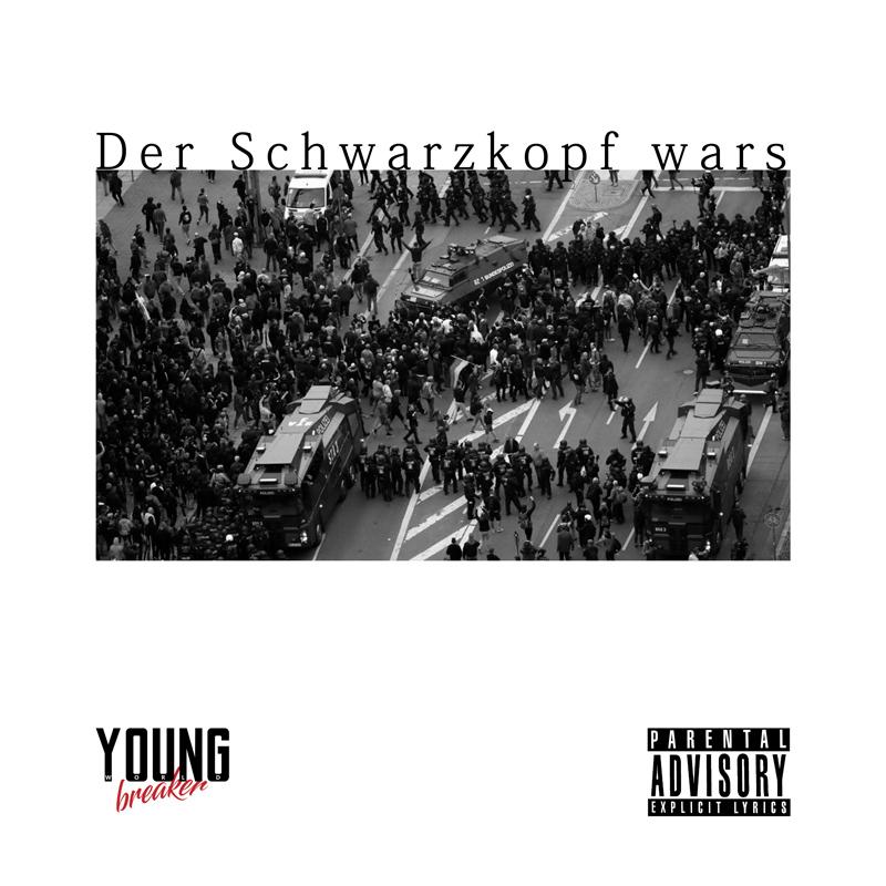 Upcoming: Y.W.B. - Der Schwarzkopf Wars