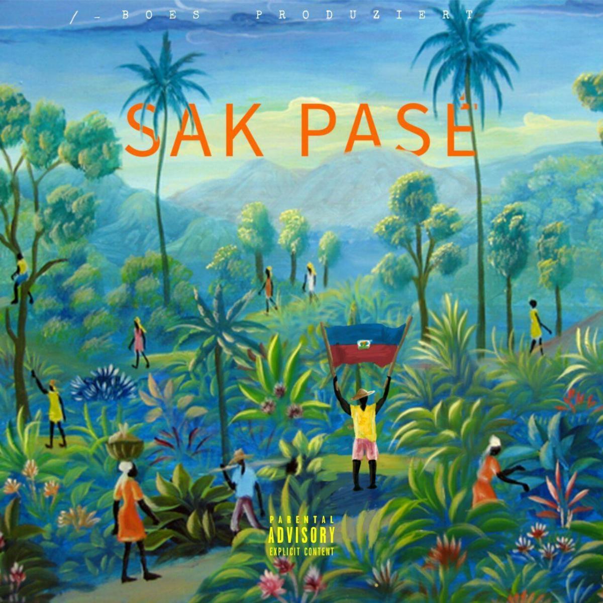 Upcoming: Essay - Sak Pasé