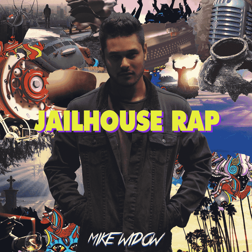 Upcoming: Mike Widow - Jailhouse Rap / Kartendeck