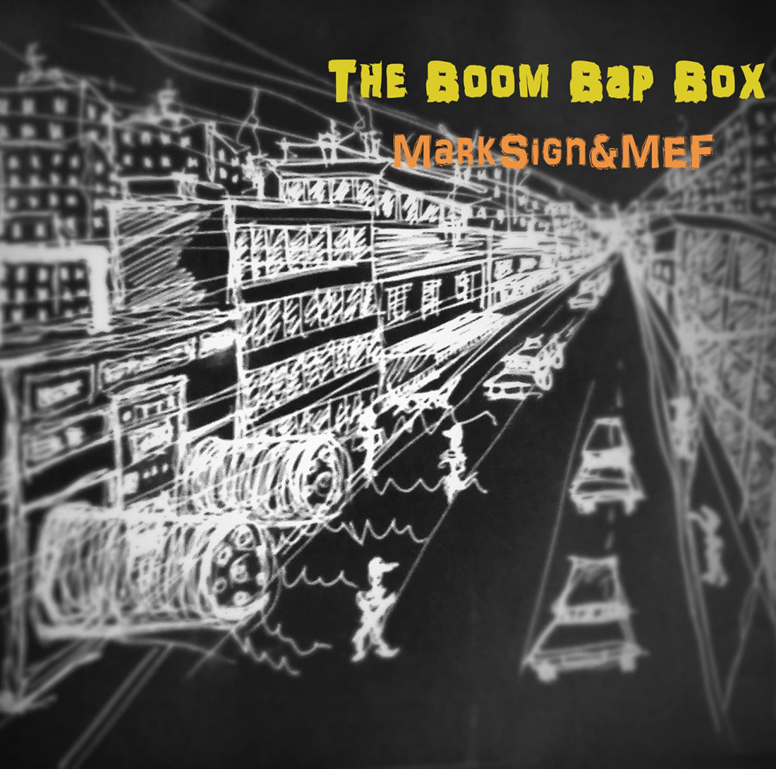 Upcoming: MarkSign&MEF - The Boom Bap Box