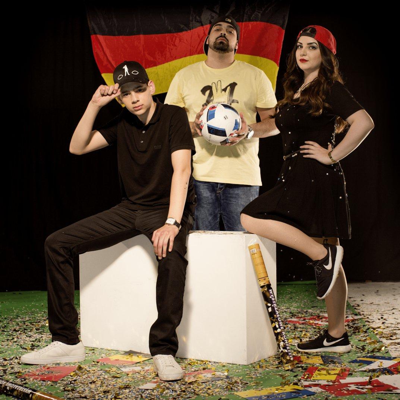 Upcoming: Iko, Suzan, Purse - Wir Kommen Um Zu Siegen (EM Song 2016)