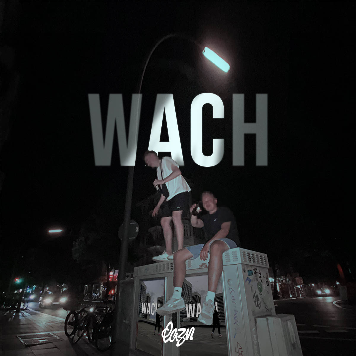 Upcoming: LAZN - WACH (Video)