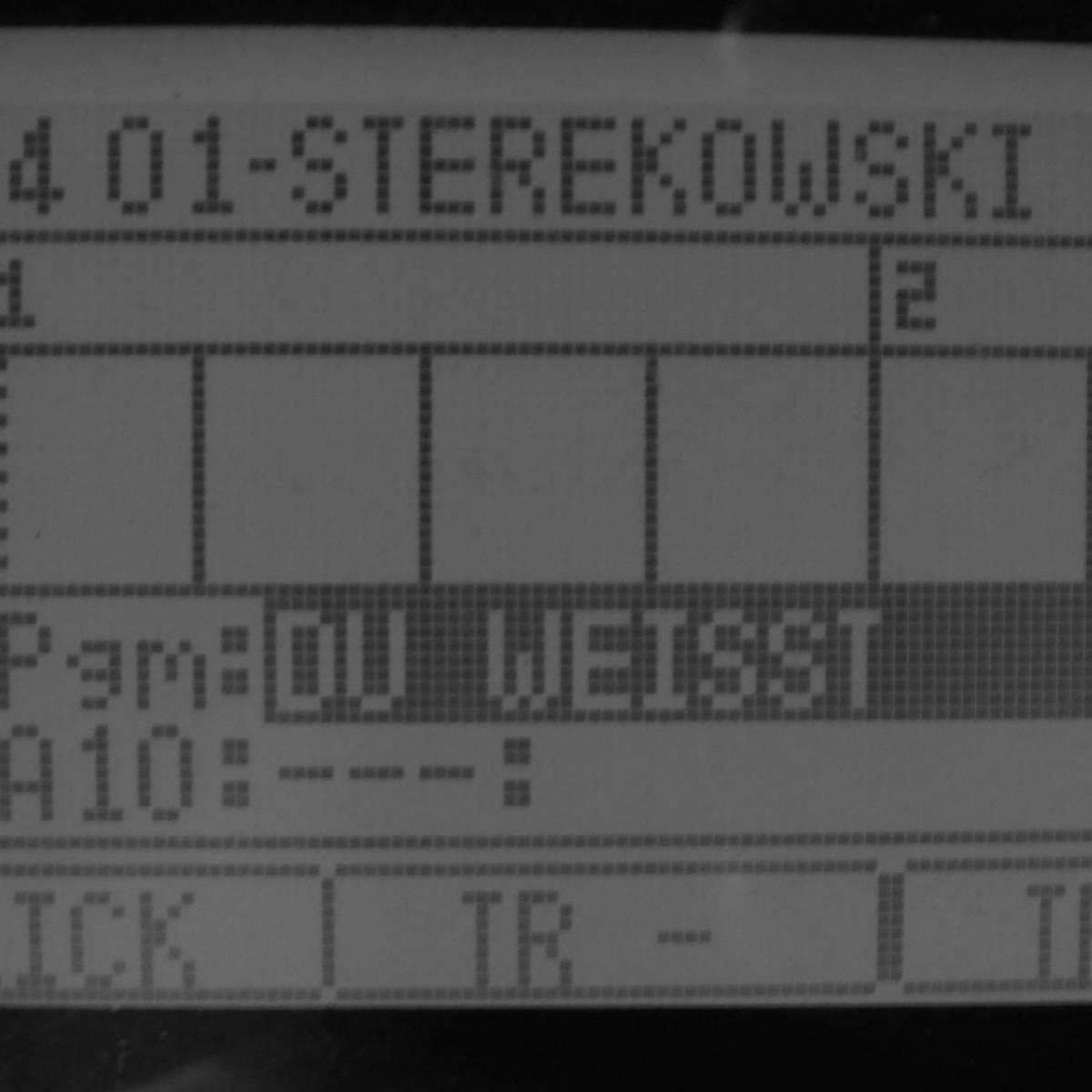Upcoming: Sterekowski - Du Weißt
