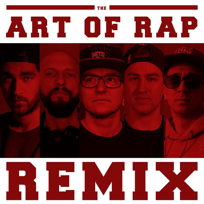 Upcoming: PS feat. EsEmEf, Three Signs, Nerd & DJ Deqo - The Art Of Rap (Remix) [Video]