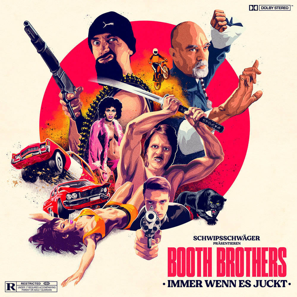 Upcoming: Boothbrothers - Immer Wenn Es Juckt