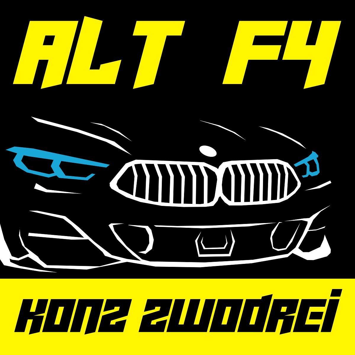 Upcoming: Konz Zwodrei - Alt F4
