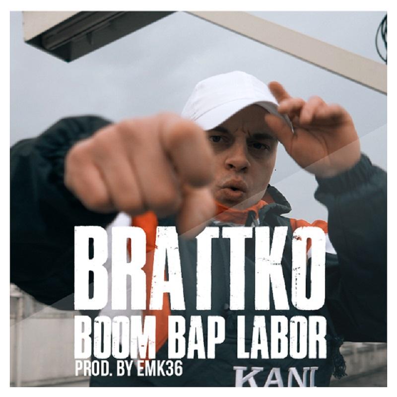 Upcoming: Brattko - BOOM BAP AUS DER BOX