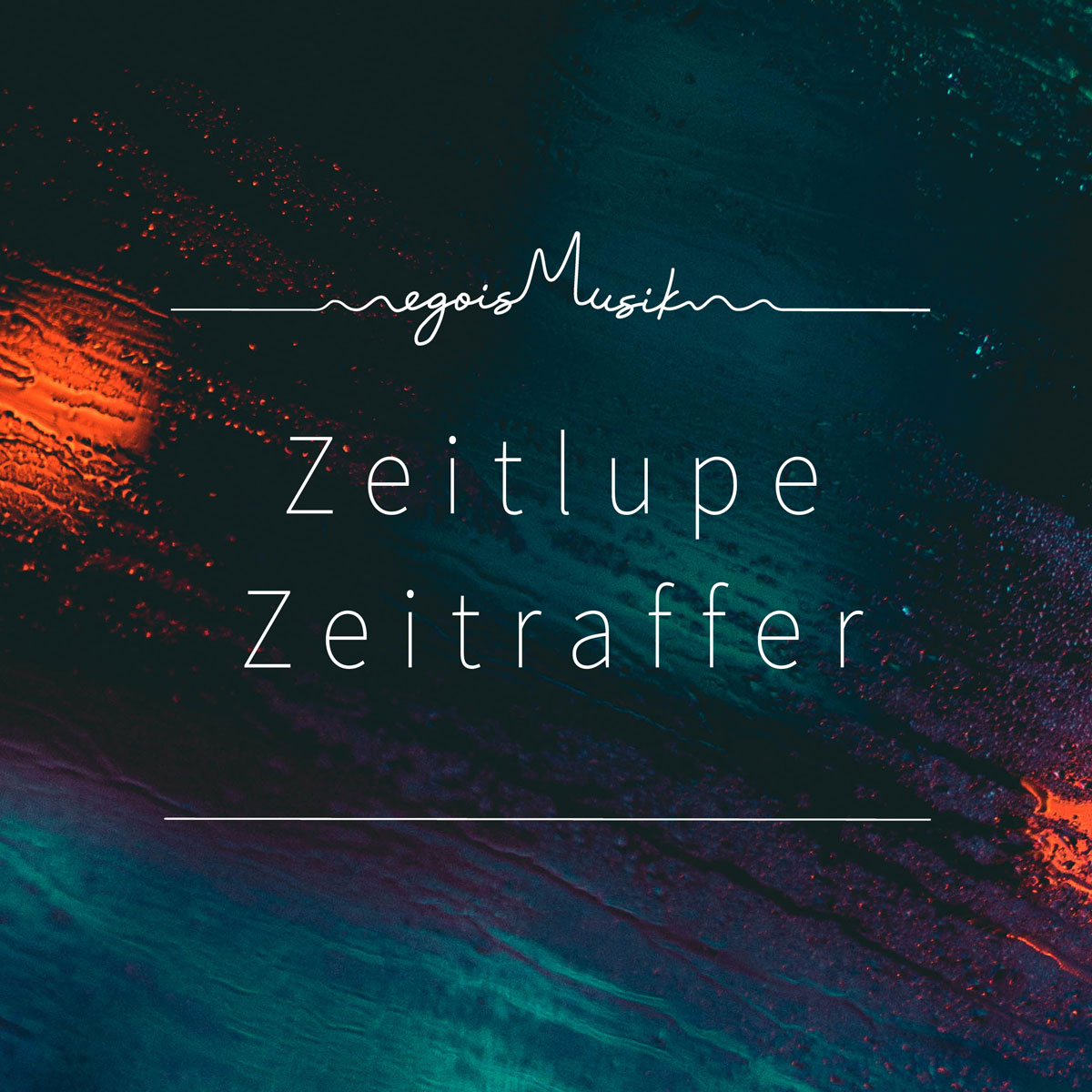 Upcoming: egoisMusik - Zeitlupe Zeitraffer