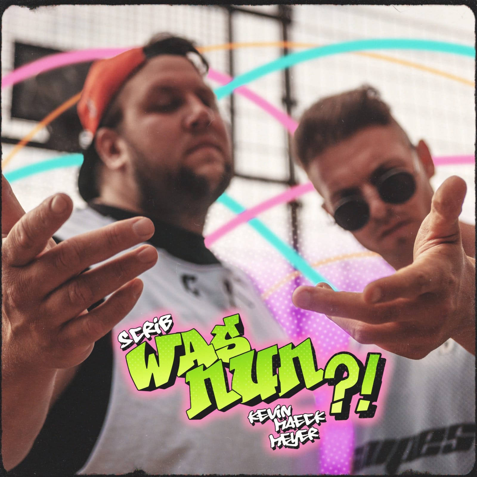 Upcoming: Kevin Maeck Meyer feat. Scrib - WAS NUN?!