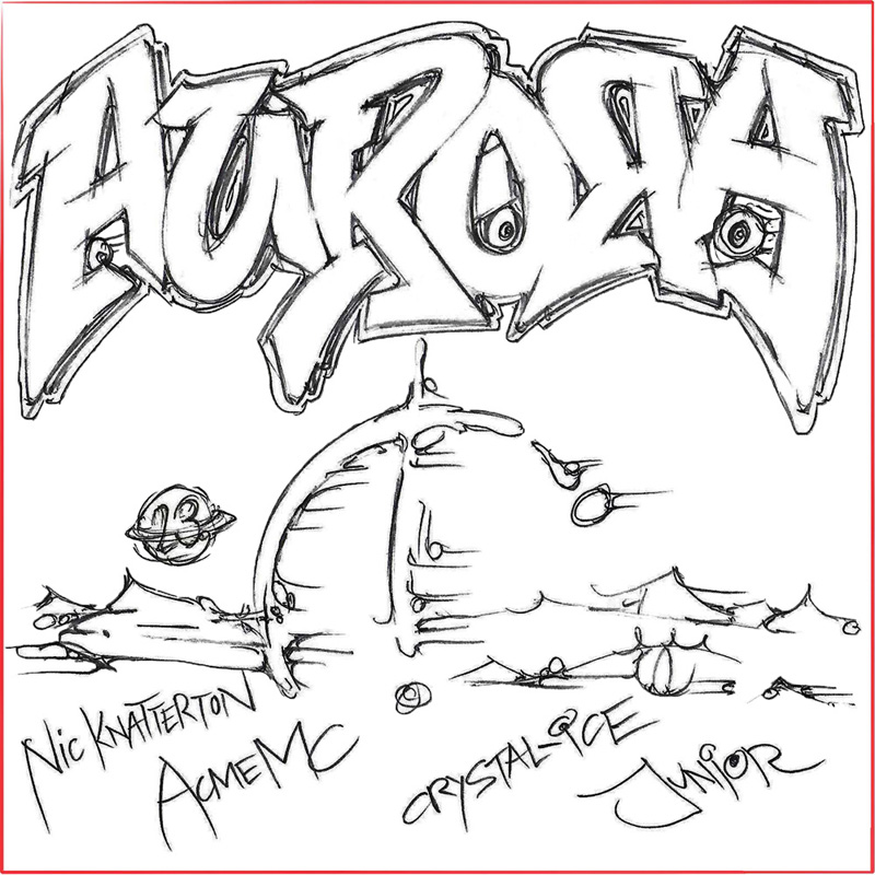 Upcoming: Crystal-Ice, Nic Knatterton, Acme MC, Junior - Aurora (feat. AC Formation)