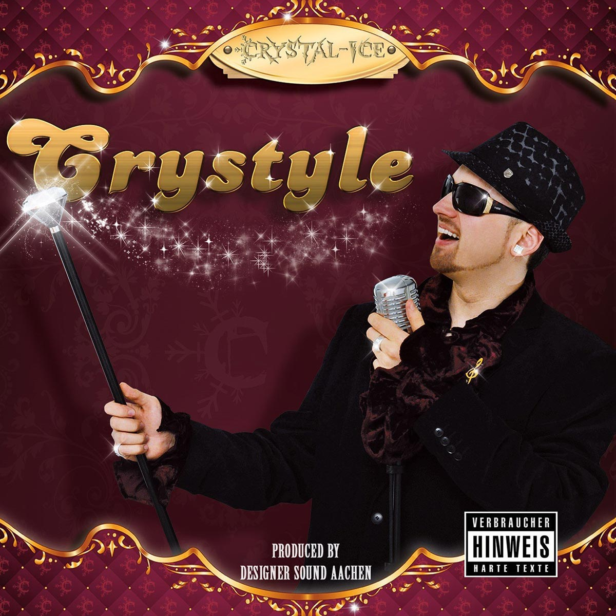 Upcoming: Crystal-Ice - Crystyle