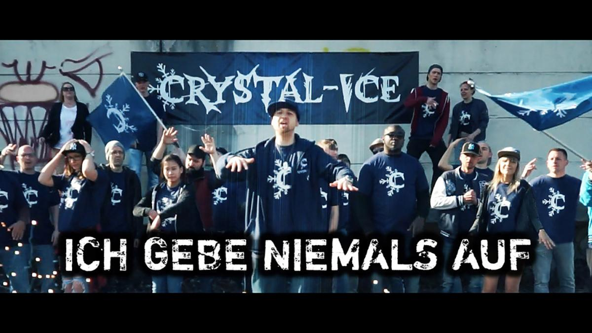 Upcoming: Crystal-Ice - Ich Gebe Niemals Auf!