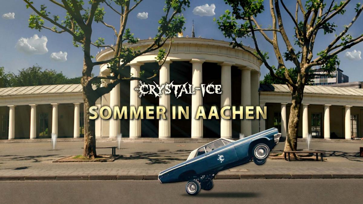 Upcoming: Crystal-Ice - Sommer In Aachen