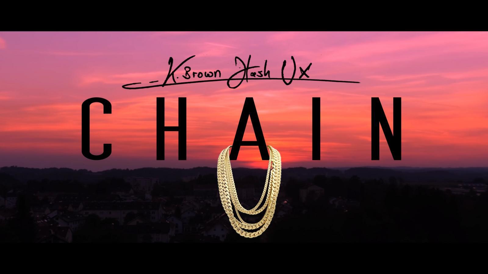 Upcoming: K.BROWN X HASH X UX - CHAIN