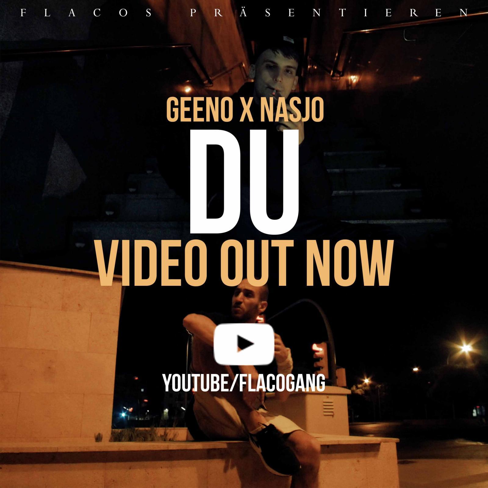 Upcoming: Geeno & Nasjo - DU (VIDEO)