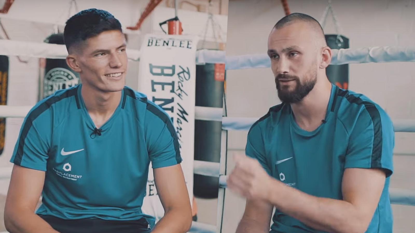 Djibril und Islam Dulatov über Integration, Kampfsport, Modeln und Hiphop – Interview mit Luke
