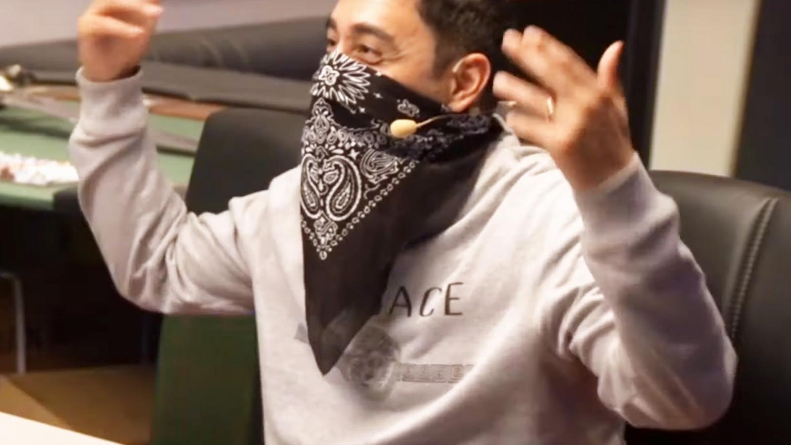 Eko Fresh vervollständigt Lines von Eminem, 2Pac, Big Pun, SSIO, Snaga, Farid Bang & mehr