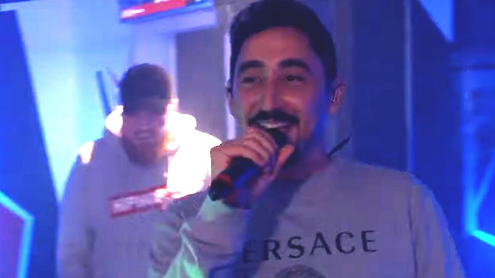 """Eko Fresh – """"Günaydin"""", """"Quotentürke"""", """"Ich bin jung und brauche das Geld"""" & mehr LIVE @ TakeTV"""