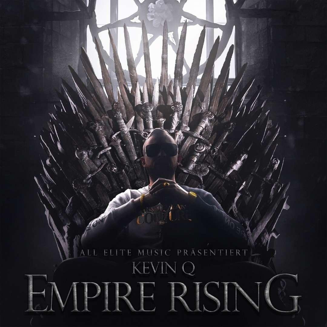 Upcoming: Kevin Q - Empire Rising (EP) - SNIPPET