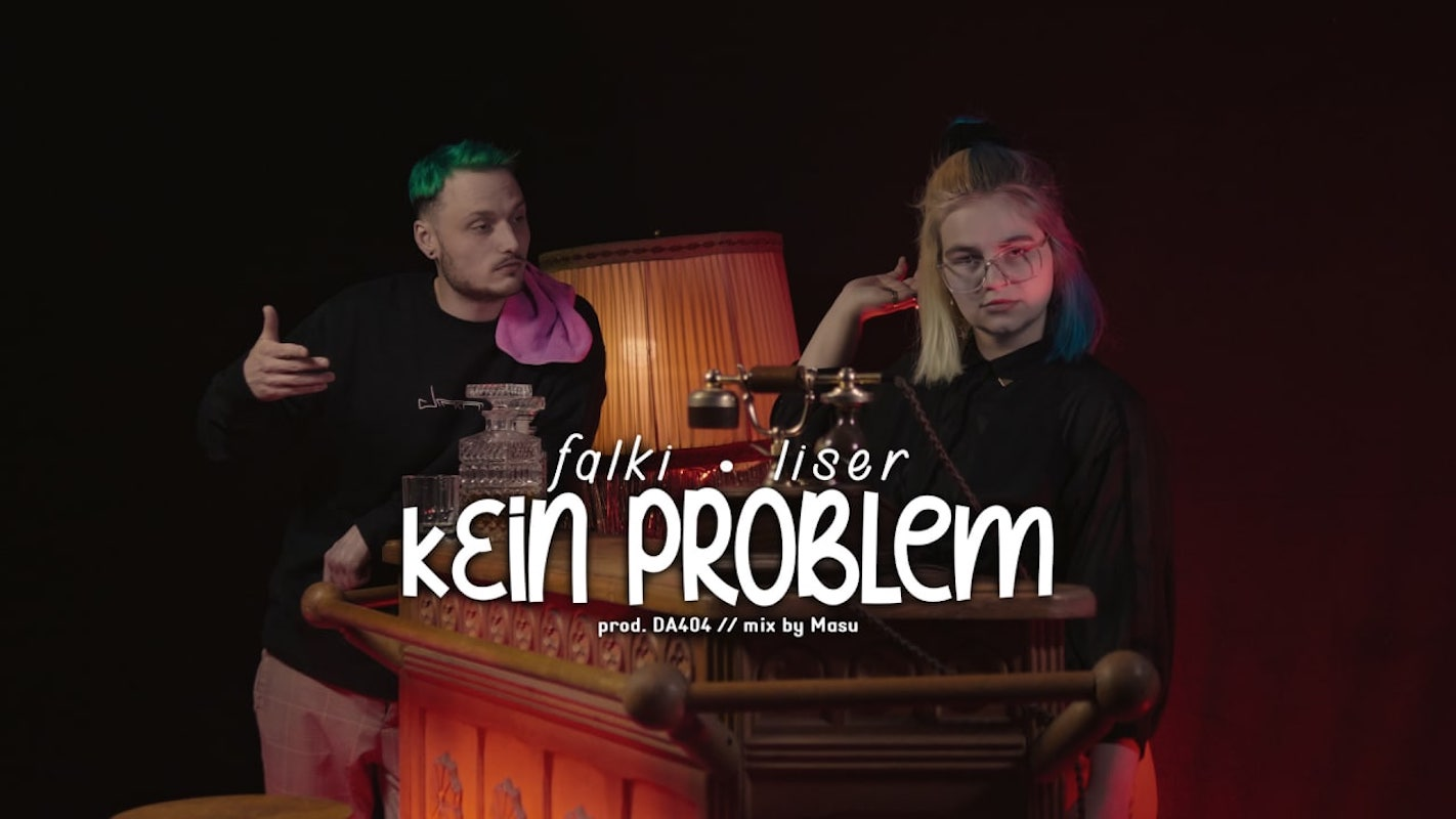 Upcoming: falki, Liser - Kein Problem (prod. DA404) [Video]