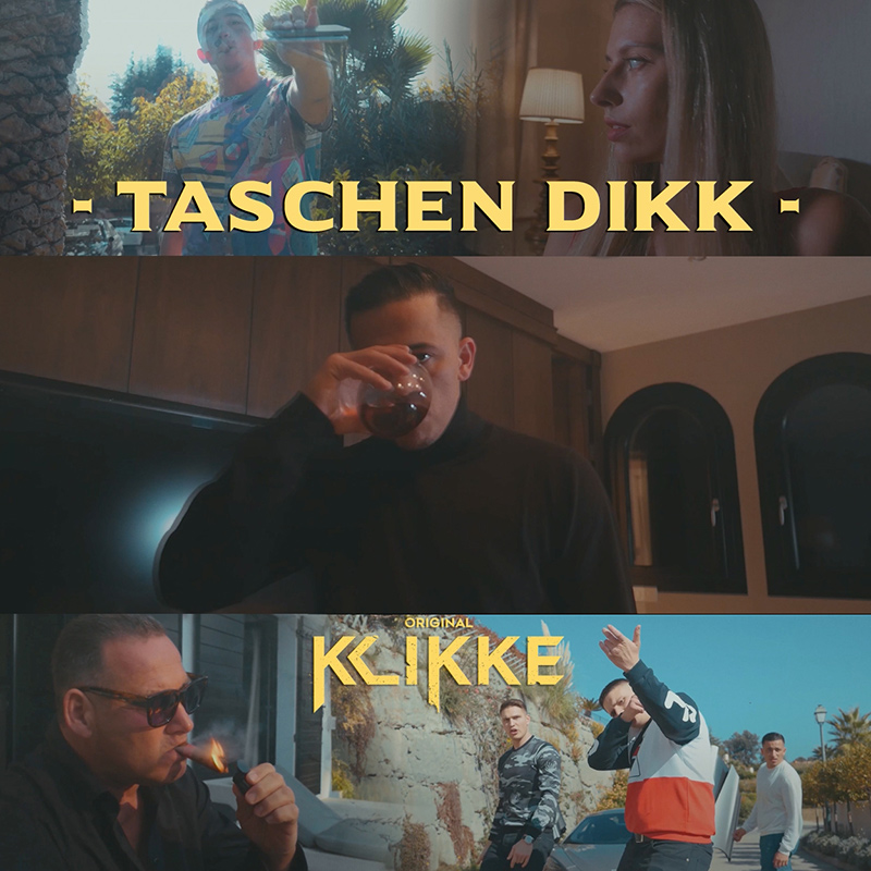 Upcoming: ORIGINAL KLIKKE - TASCHEN DIKK