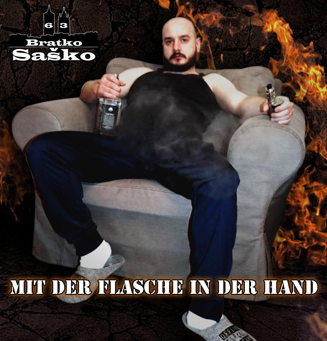 Upcoming: Bratko Saško - Mit Der Flasche In Der Hand