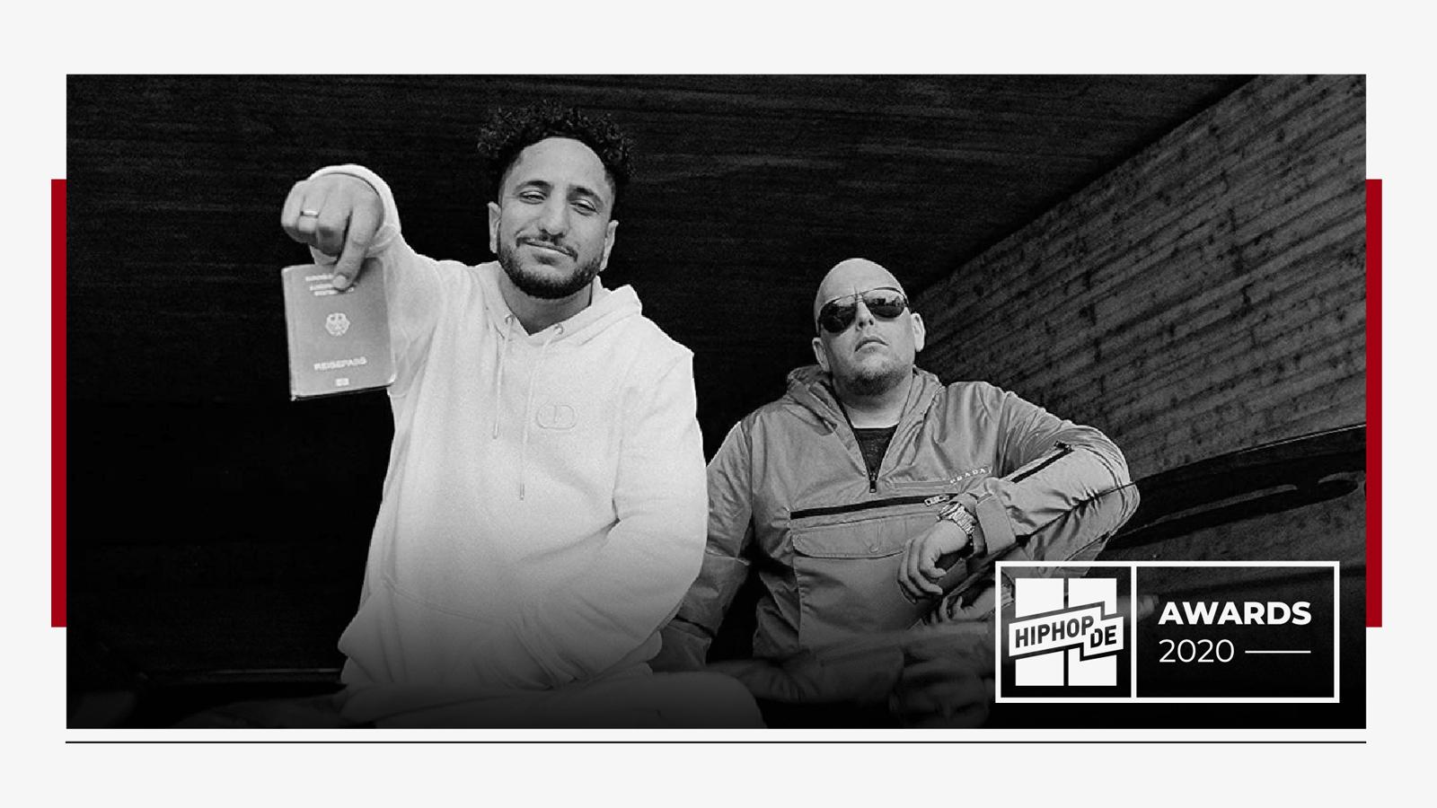 Wie Celo & Abdi ihre Straßenrap Legacy fortführen – Hiphop.de Awards 2020