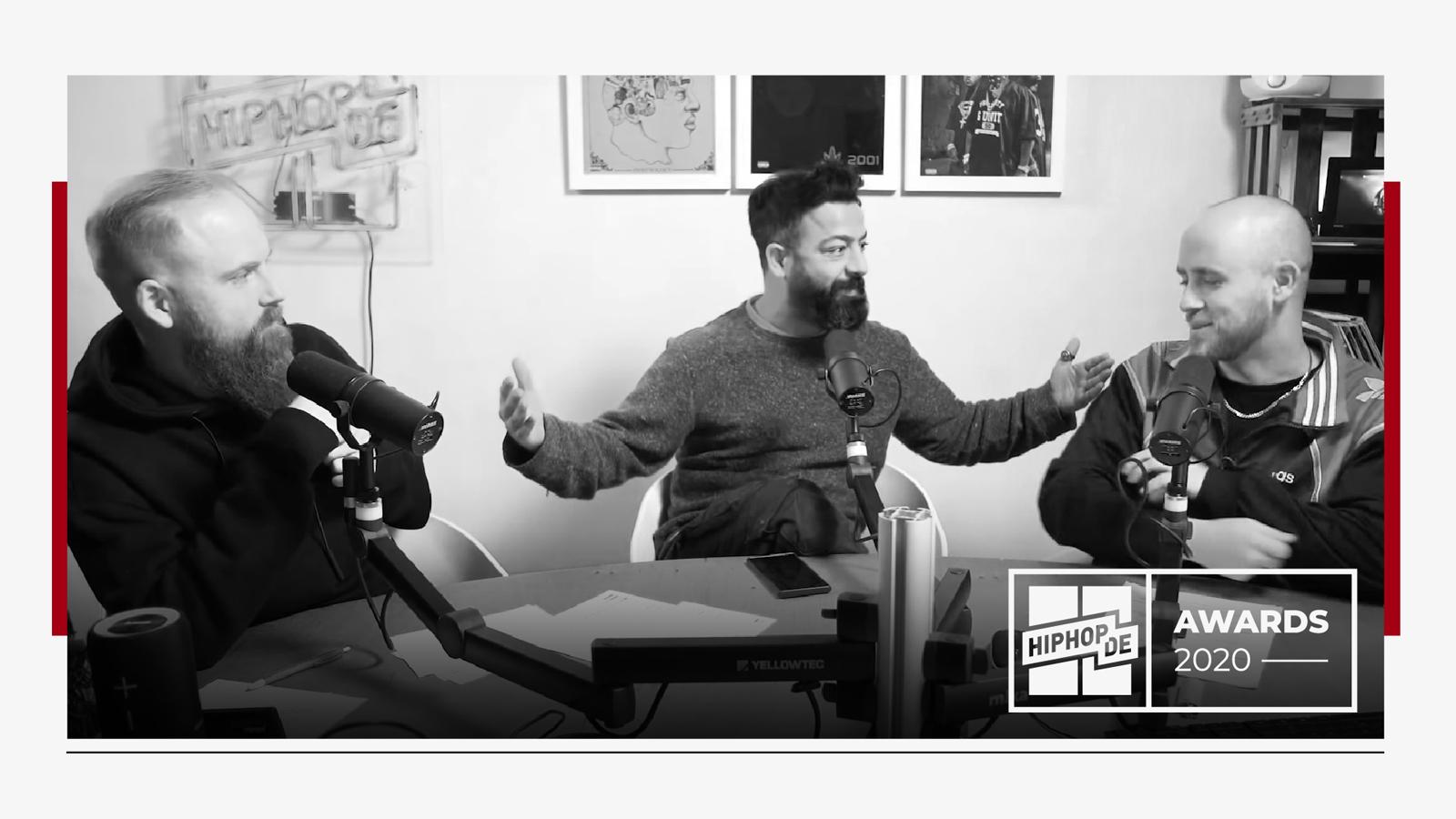 """""""Essen ist wie Atlanta!"""": Rooz über die Connection der beiden Städte – Hiphop.de Awards 2020"""