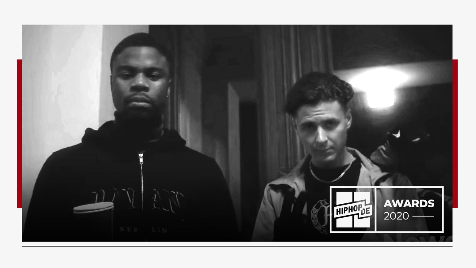 Was steckt hinter dem Hype um Pashanim und Symba? – Hiphop.de Awards 2020