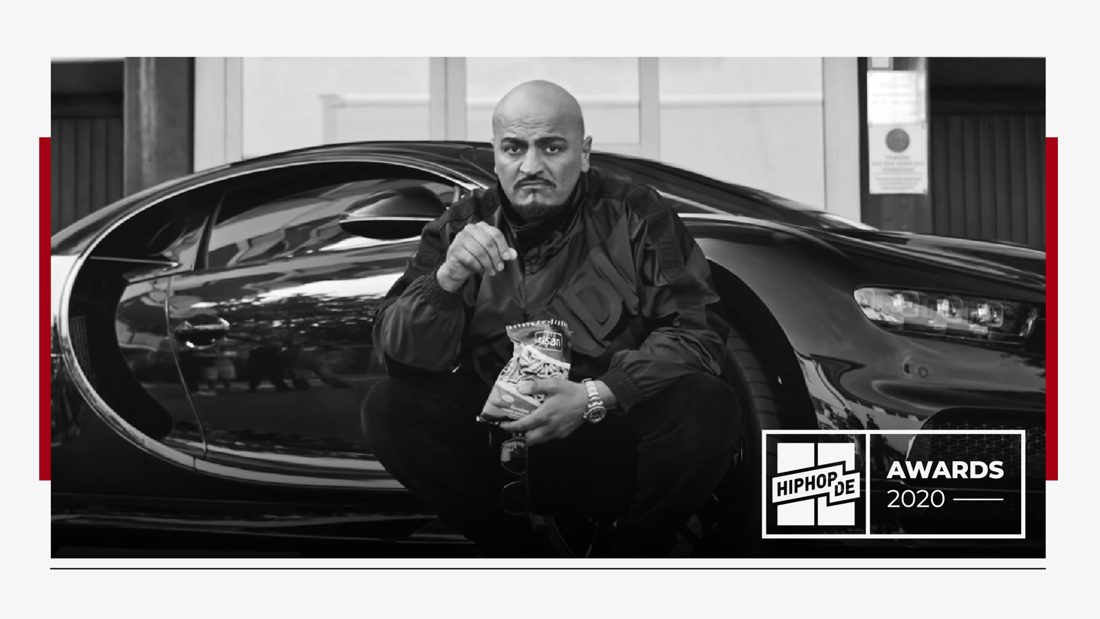 XATAR macht Moves bis er selbst ein Major Label ist – Hiphop.de Awards 2020