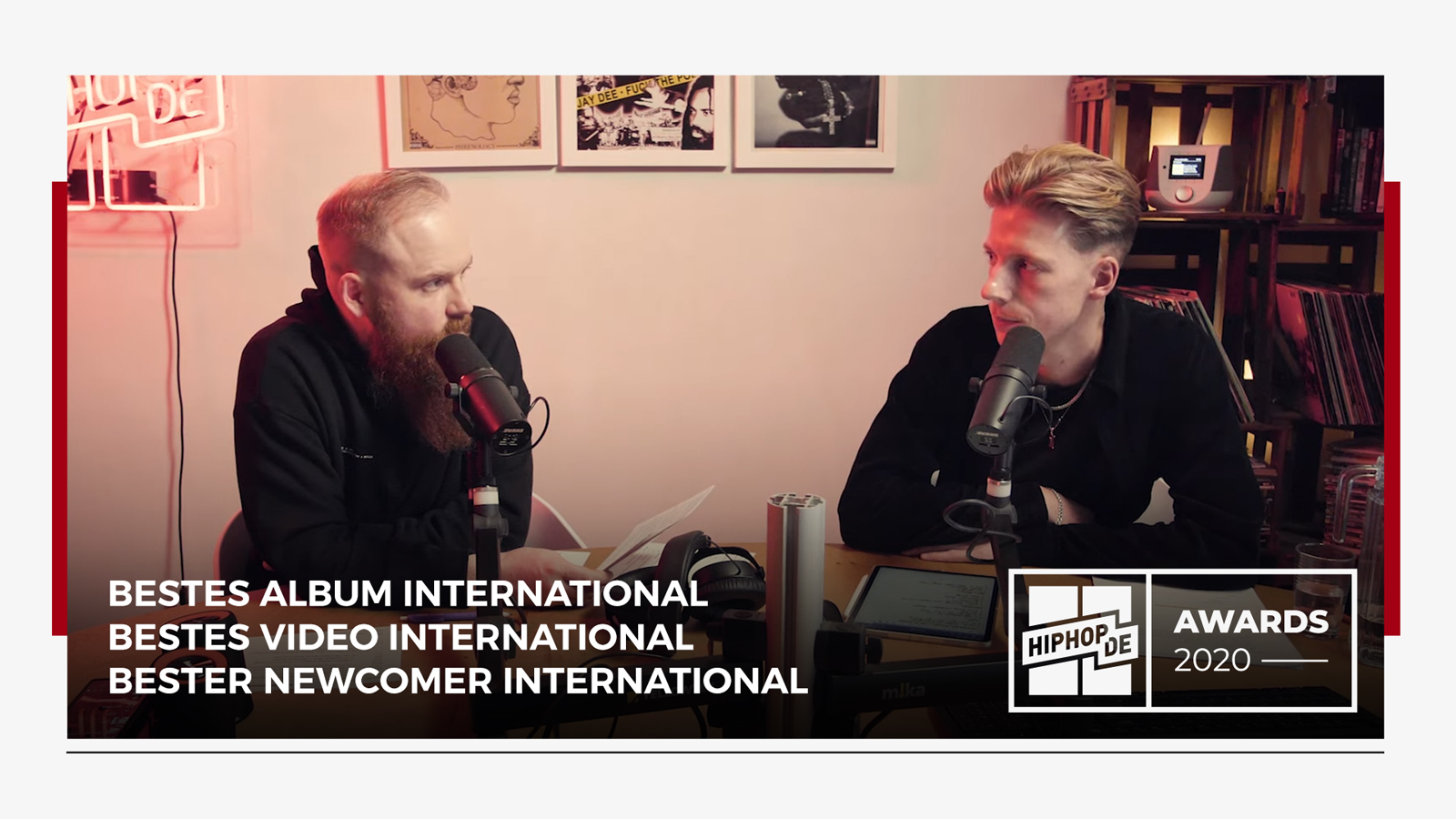 Jahresrückblick: Die besten internationalen Alben, Videos und Newcomer – Hiphop.de Awards 2020 (8/8)