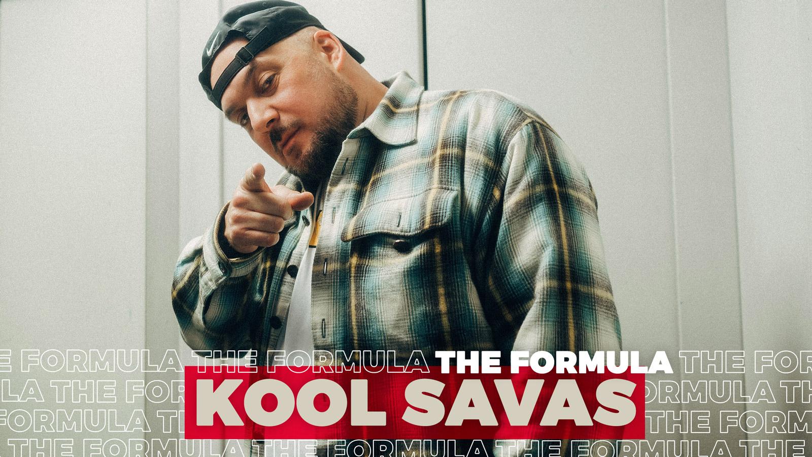 THE FORMULA: Die Erfolgsformel von Kool Savas
