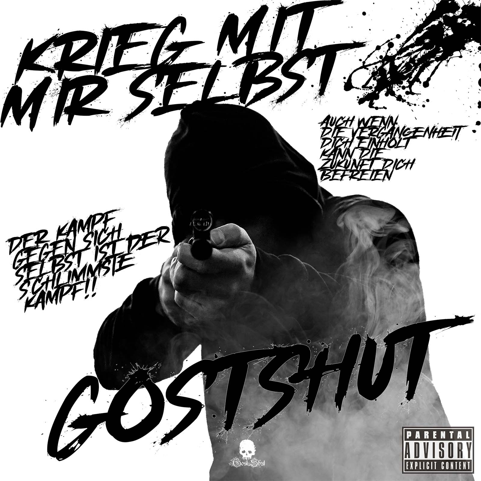 Upcoming: GostShut - Krieg Mit Mir Selbst
