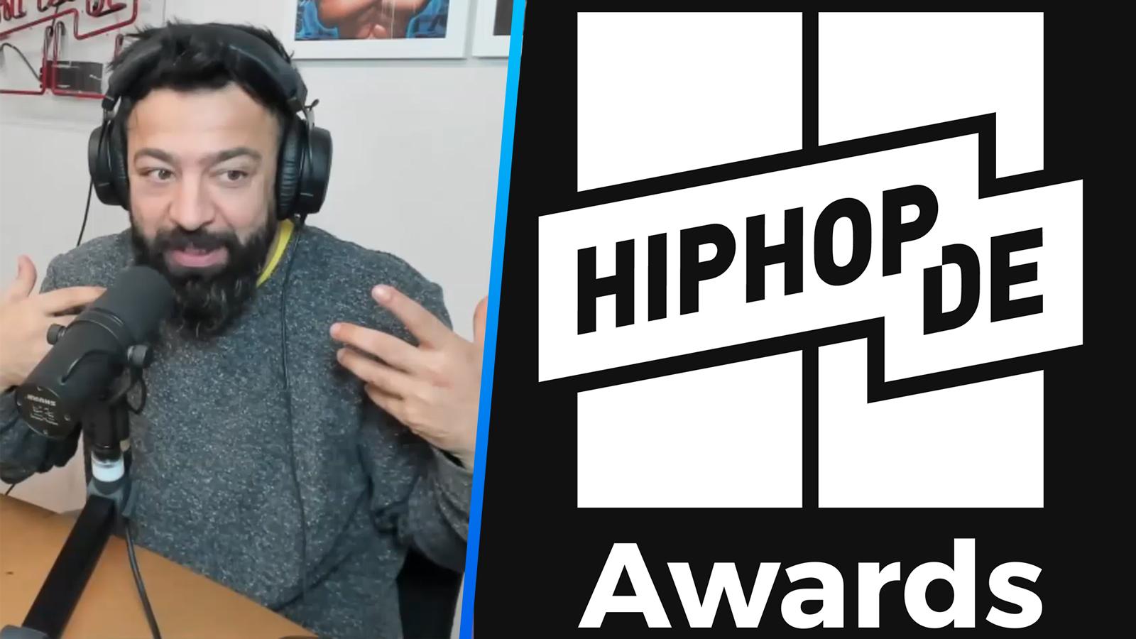 Wer gehört zur Jury und warum nicht Rooz?! Hiphop.de Awards 2020   Rooz Reagiert