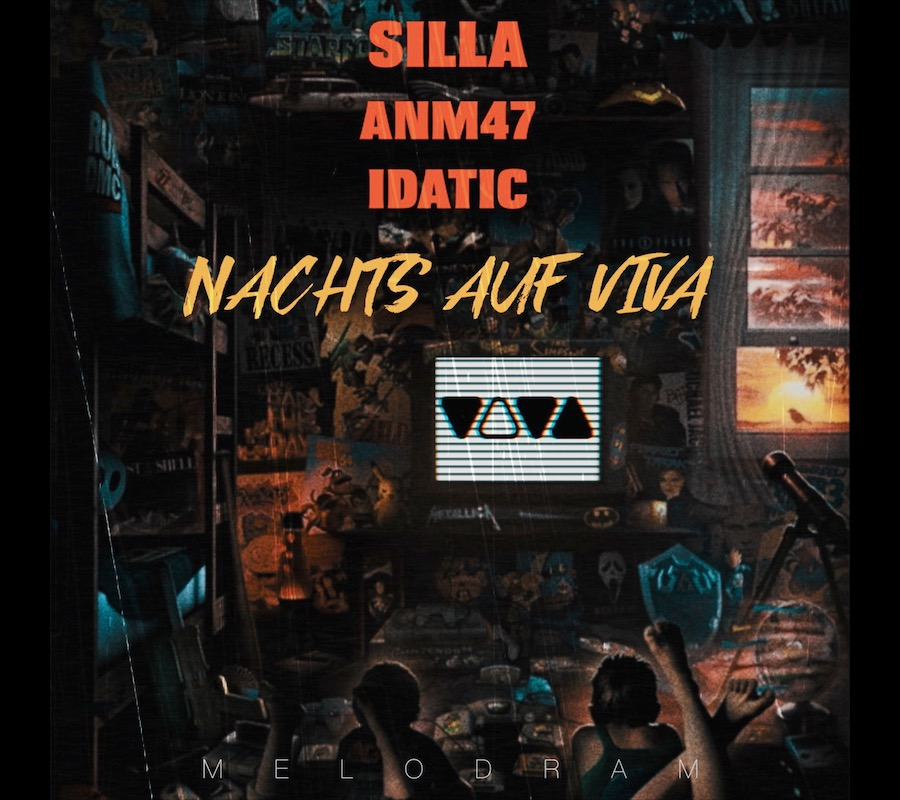Upcoming: ANM47 & IDATIC feat. SILLA - Nachts Auf VIVA