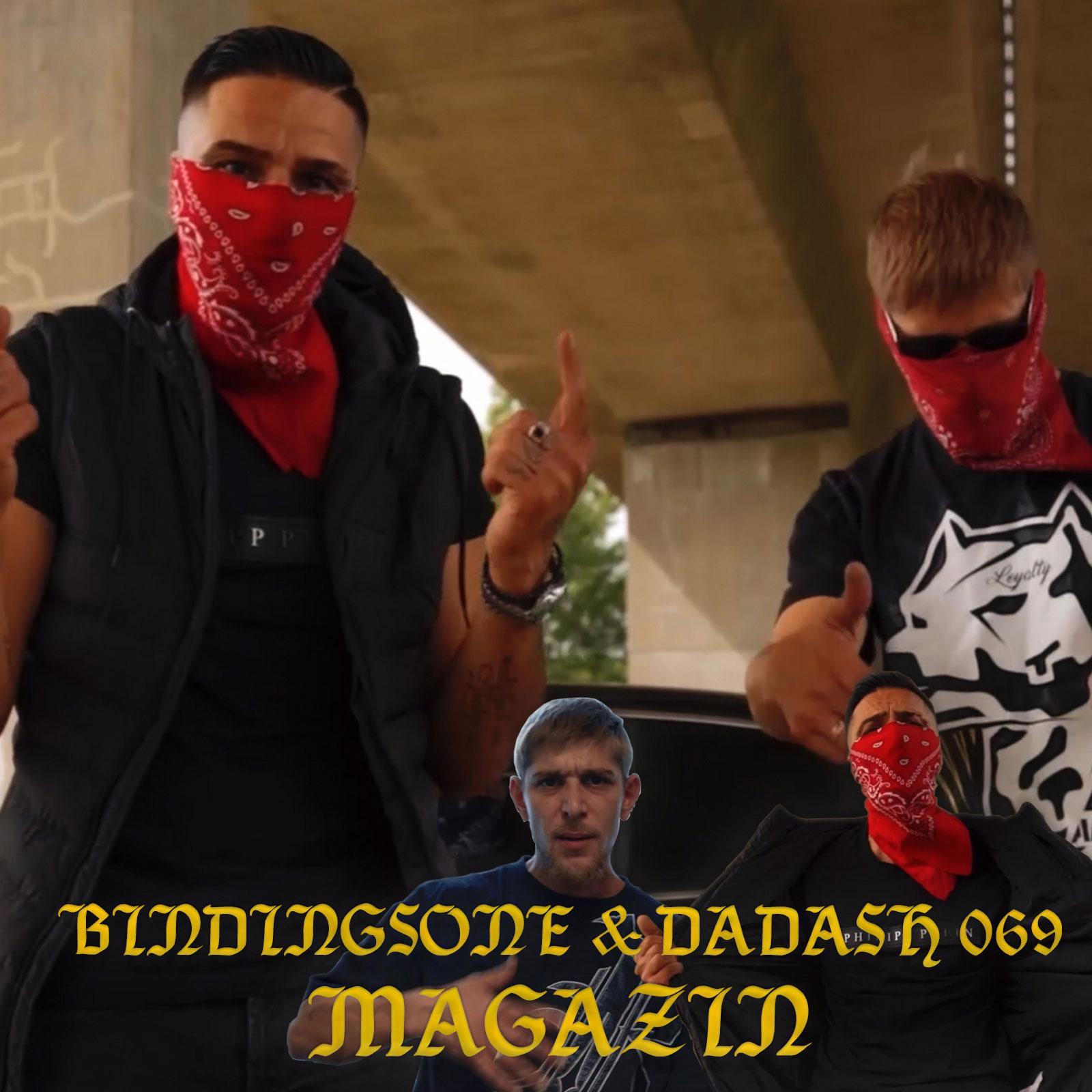 Upcoming: BindingsOne, Dadash069 - Magazin