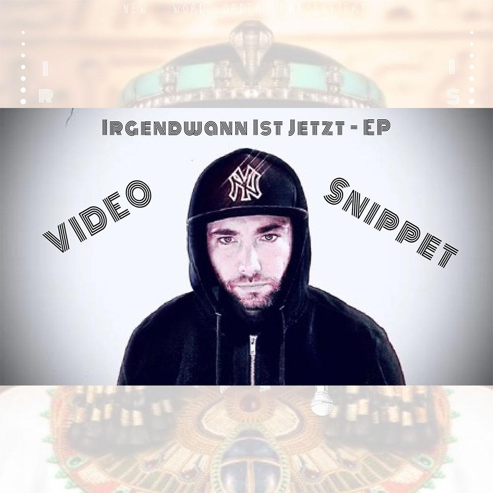 Upcoming: Zleyr - Irgendwann Ist Jetzt (Video Snippet)