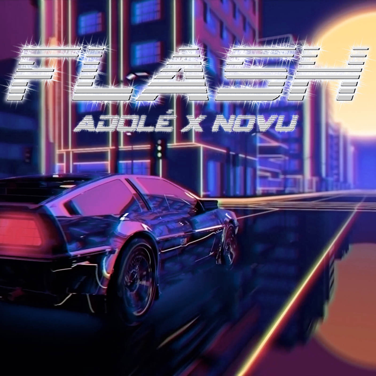 Upcoming: Adolé x Novu - Flash