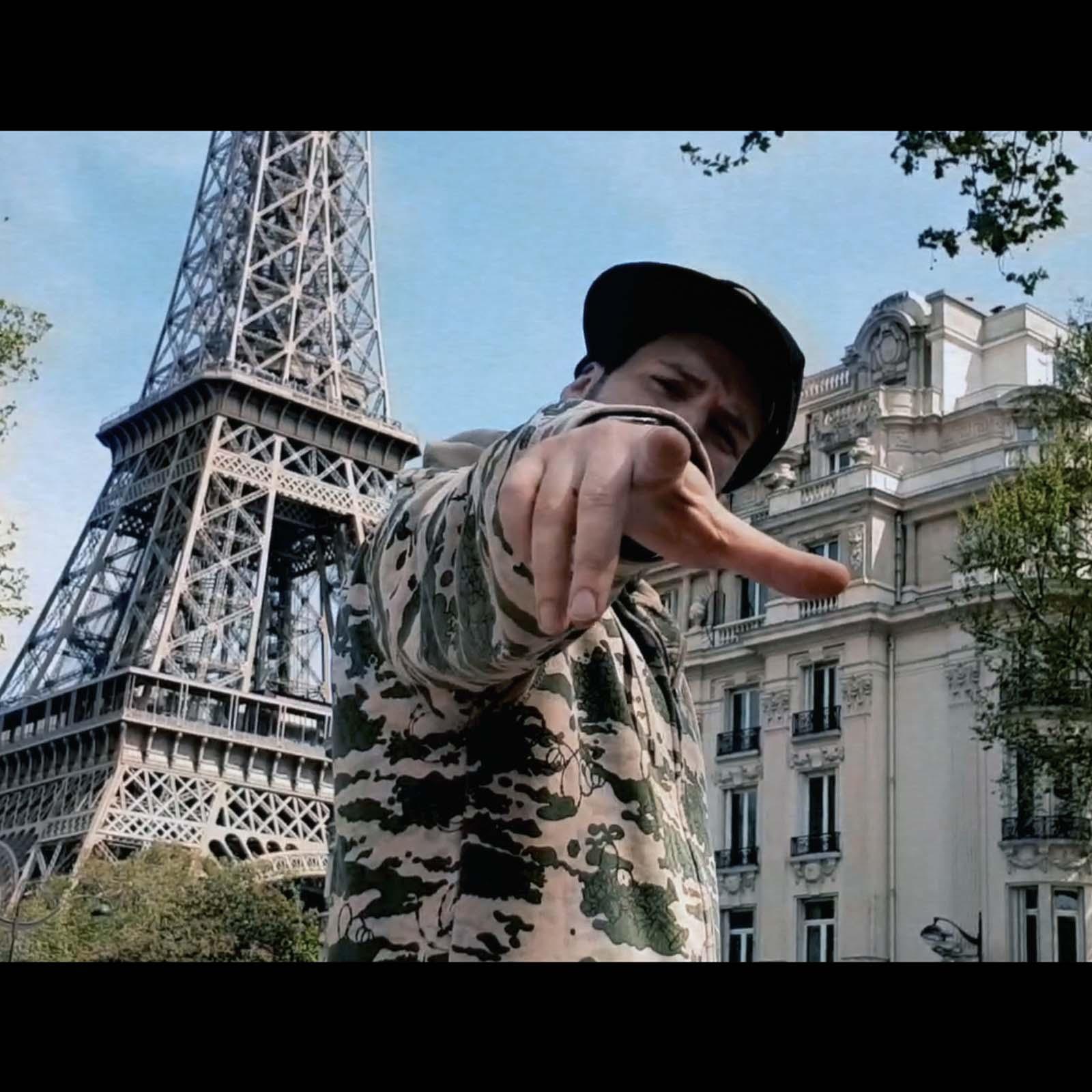 Upcoming: BurnArt - Jahoodis In Paris