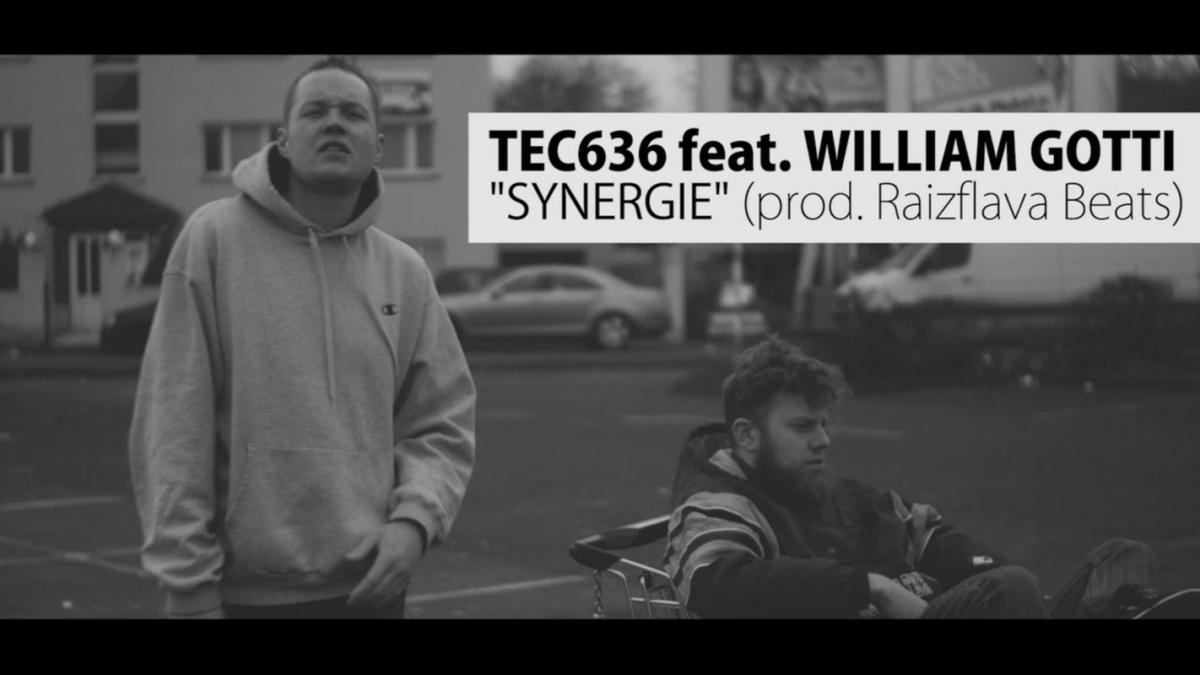 Upcoming: TEC636, William Gotti - Synergie [Video]