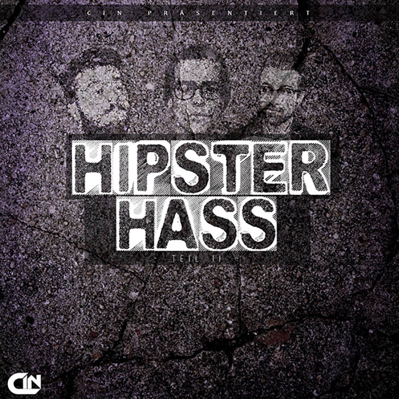 Cin - Hipsterhass 2 (feat. Insane)