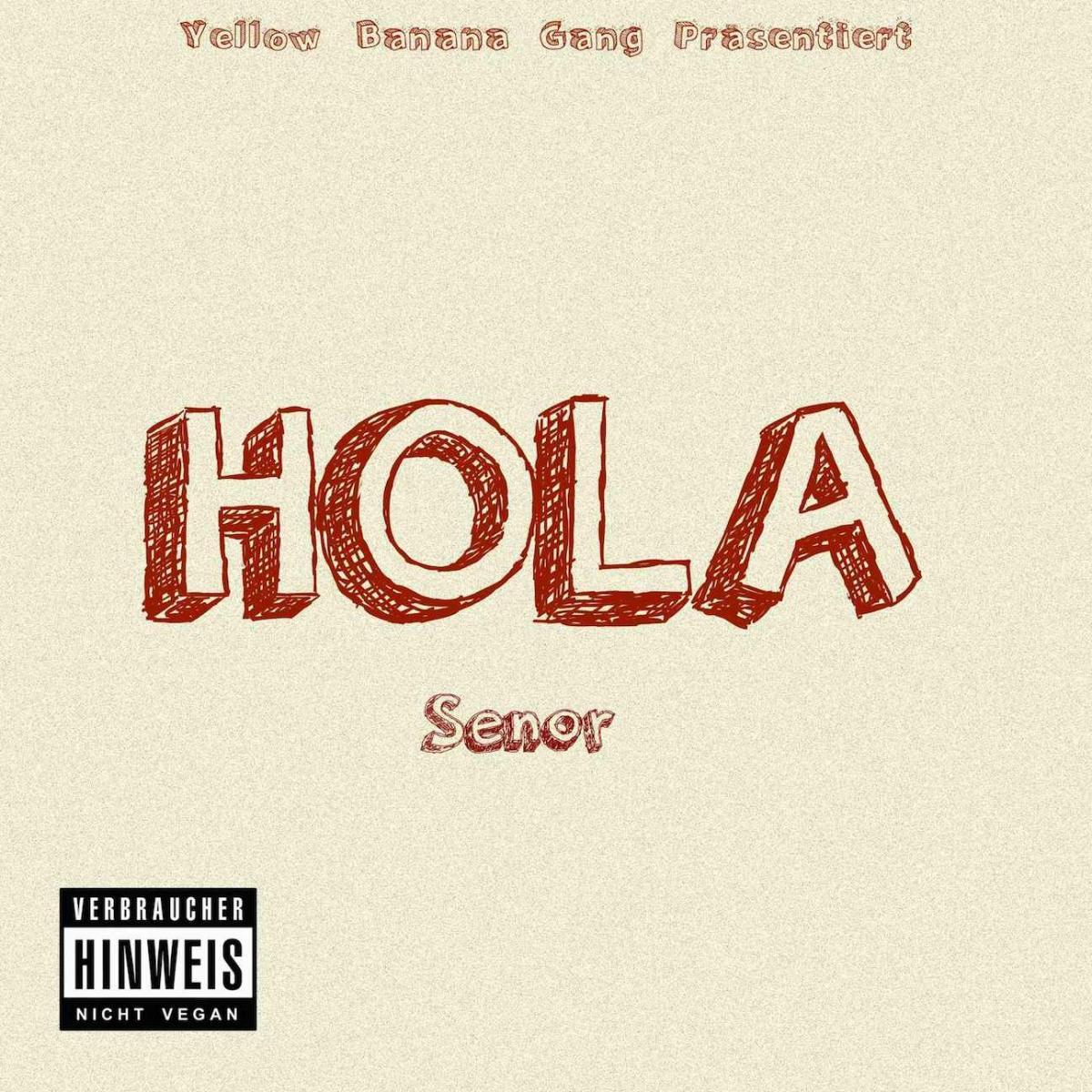 Upcoming: Senor - Hola - EP