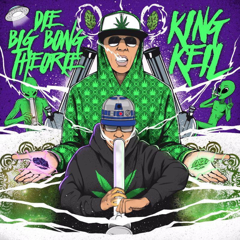 Upcoming: King Keil - Cannabis Rap Legende Prod By Abaz